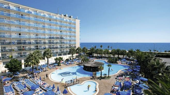Hotel Estival Park And Apartments