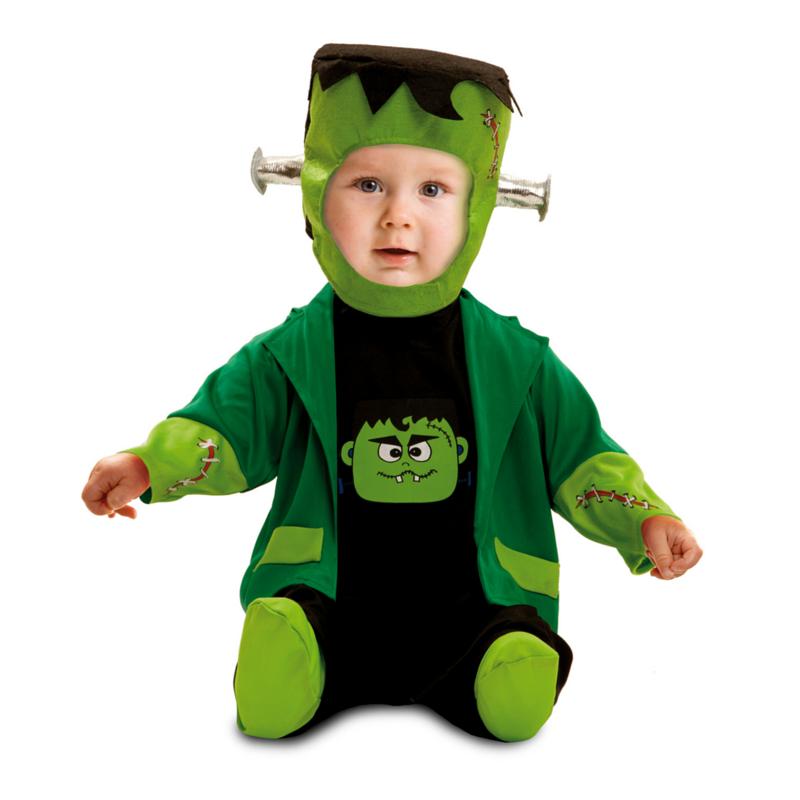 Disfraz de Frankenstein Bebé #halloween #disfraces