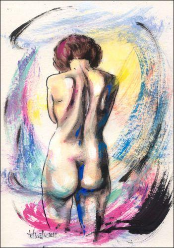 Pin Auf Watercolor Tutorials