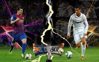 Best Messi Vs Ronaldo Wallpapers Computer Wallpaper Free Wallpaper