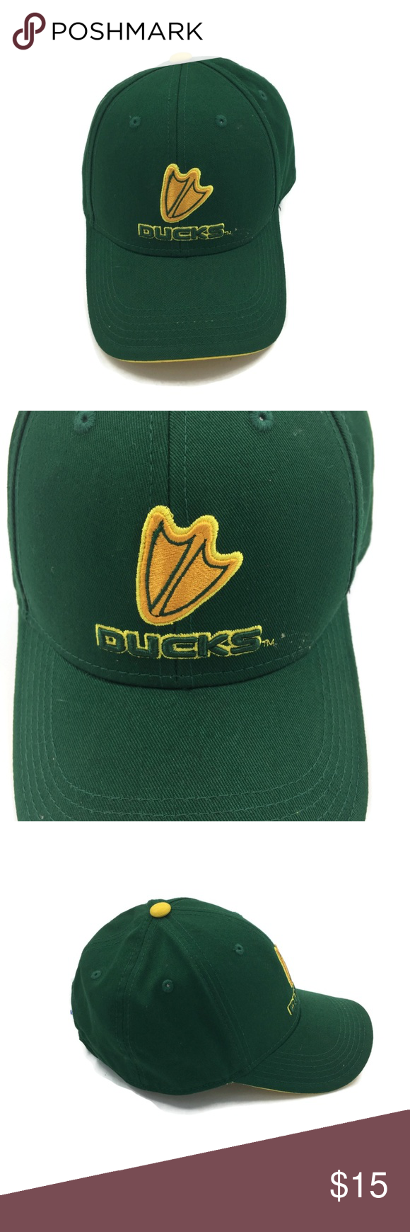 Oregon Ducks Youth Baseball Cap Hat Oregon Fashion Youth Baseball Caps Hats