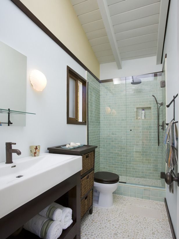 Love this bathroom! Thinking of updating our master bath similar to this.