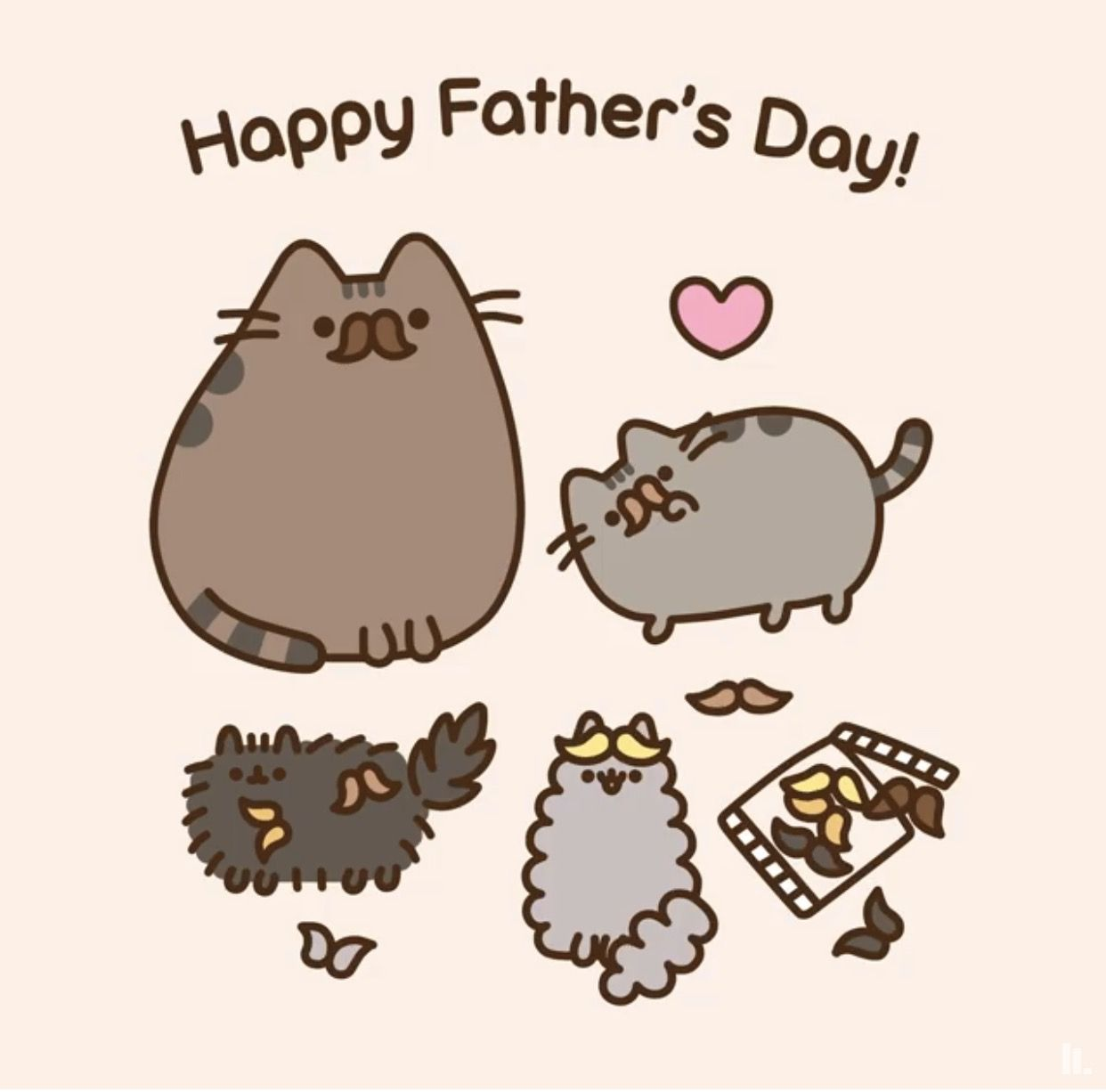14177b0c46f1e4278209a3af889d852c fathers day with pusheen pusheen pinterest pusheen, pusheen