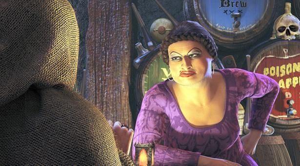 Doris Shrek 2 Shrek Personajes Personajes De Shrek Memes De Amigas