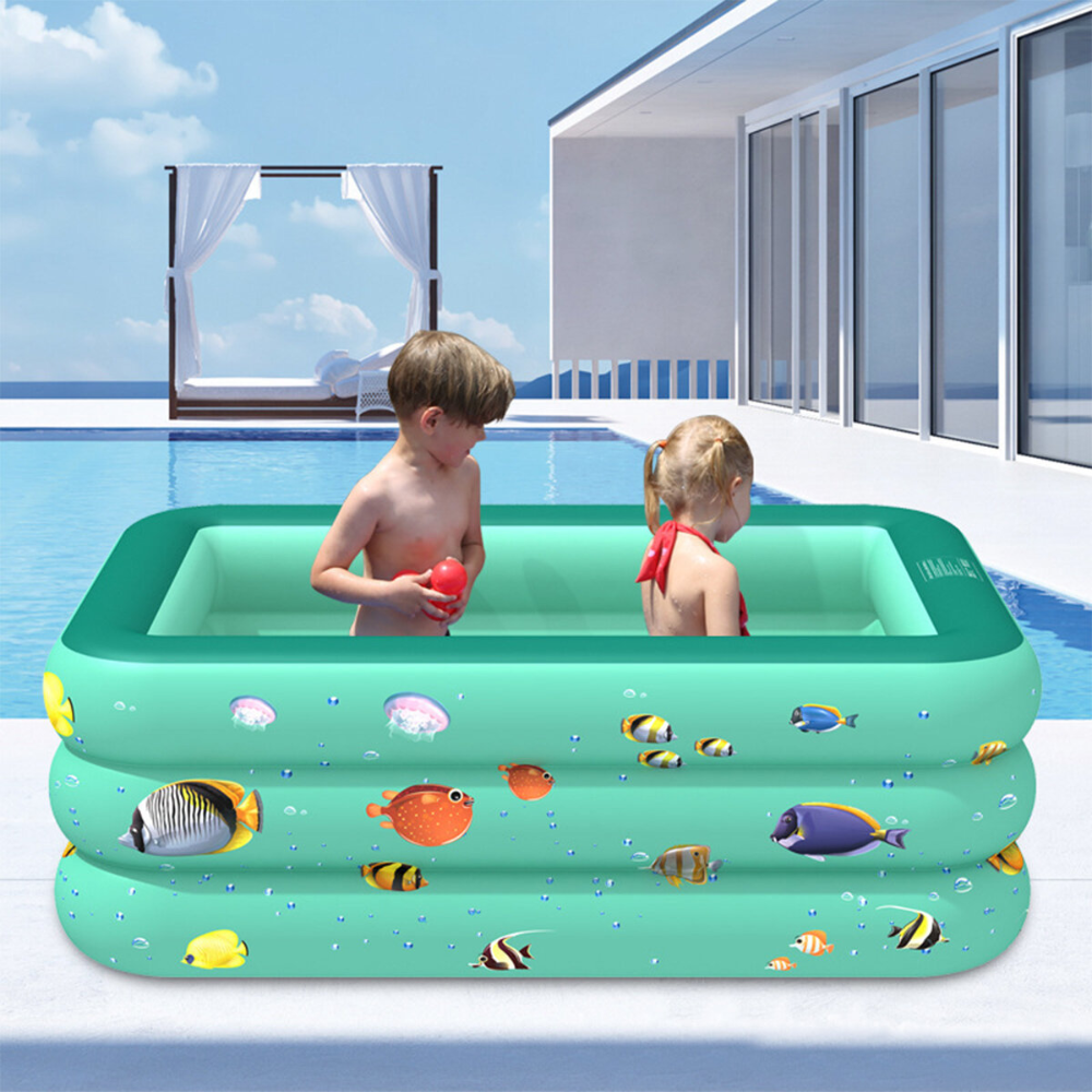 Children S Swimming Pool Infant Inflatable Ocean Ball Pool Children Increase Thick Paddling Pool Children Swimming Pool Pool Swimming Pools
