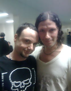 Paul Landers and Christoph Schneider