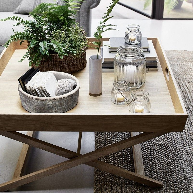 Butler S Coffee Table Outdoors In The White Company Tray