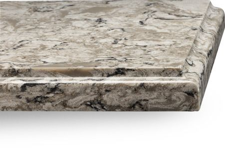 Edge Profiles Cambria Glacial Edge Quartz Stone Surfaces Edge Profile Stone Surface Granite Edges