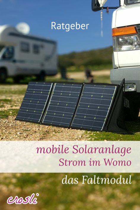 ultimative mobile solaranlage f r s wohnmobil. Black Bedroom Furniture Sets. Home Design Ideas