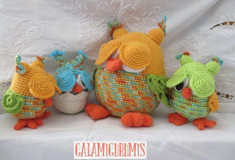 buhitos-010 | amigurumi | Pinterest | Cascarones, Crecer y La familia