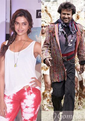 Deepika Padukone is working with Rajinikanth for the first ...