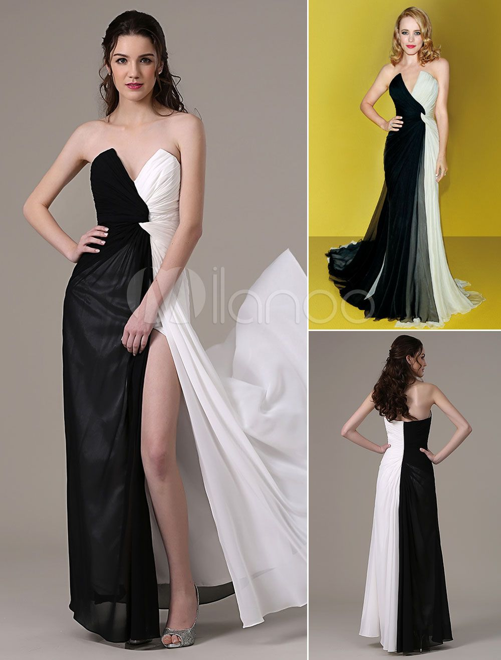 Pin auf OPM - BLACK WEDDING DRESS