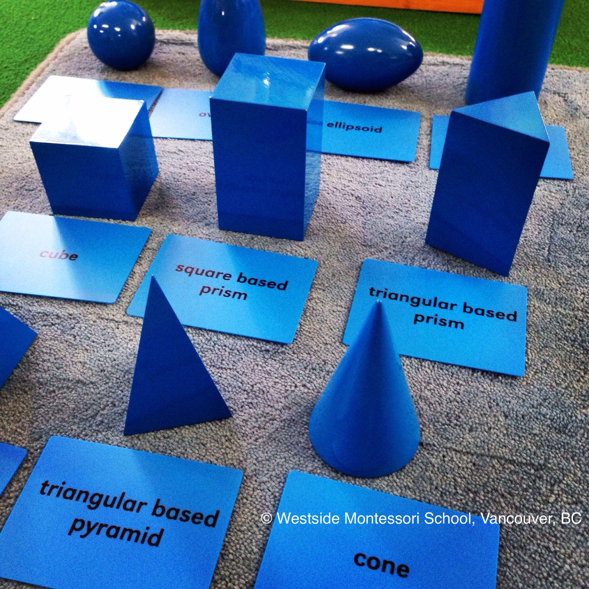 Exploration Of The Montessori Sensorial Materials The