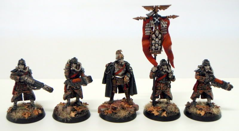 The Imperial Guard Foot Soldier Thread! - Page 3