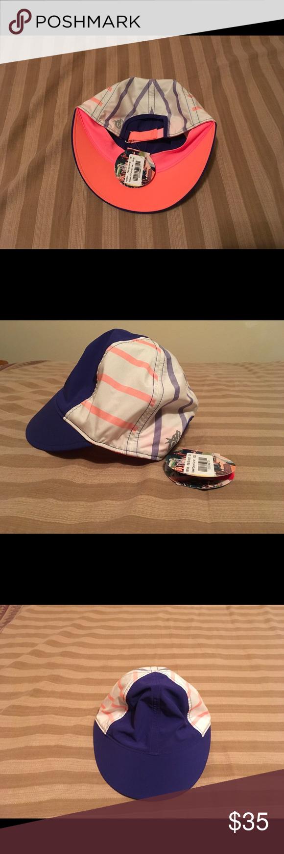 2e7124e6e6e NWT Lululemon Seawheeze Hat New with tags Lululemon Speed Demon Run Hat  from Lulu s 2015 Seawheeze
