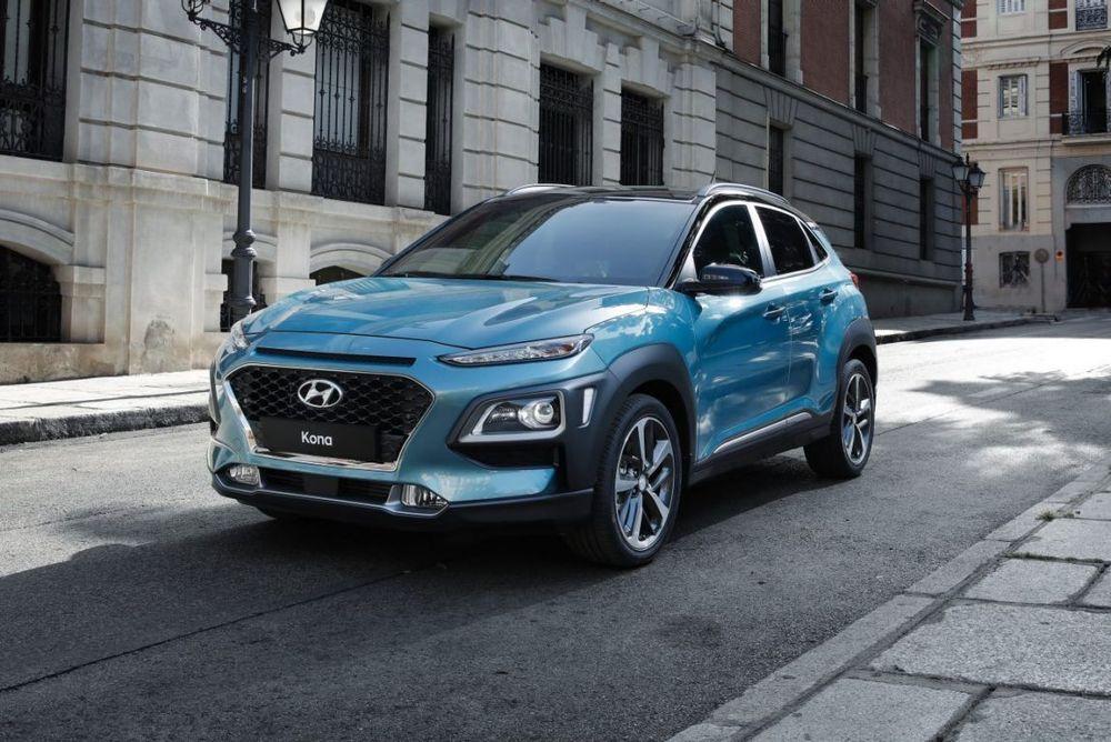 2018 Hyundai Kona Redesign, Release Date