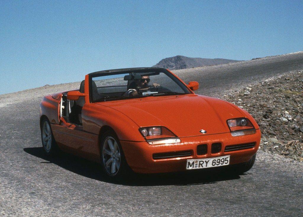 BMW-Z1 1988... For more information http://Mofler.com | Bavarian ...