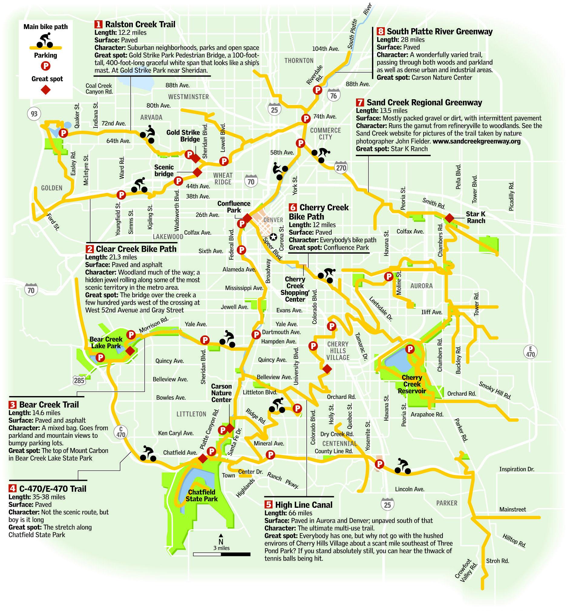 Bike Trail Map Bicycle Trail Bike Trails Trail Maps