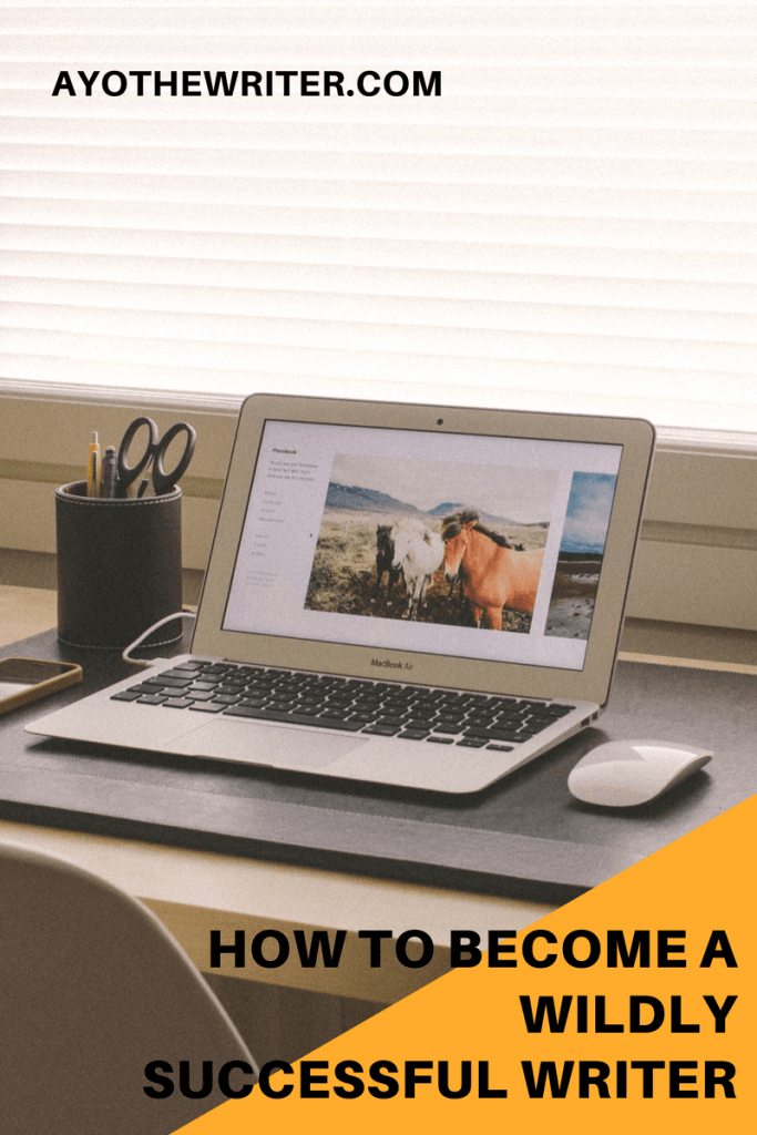 Do you want to be a wildly successful writer with tons of raving fans?   Read this post to learn how to build your writing career the right way.