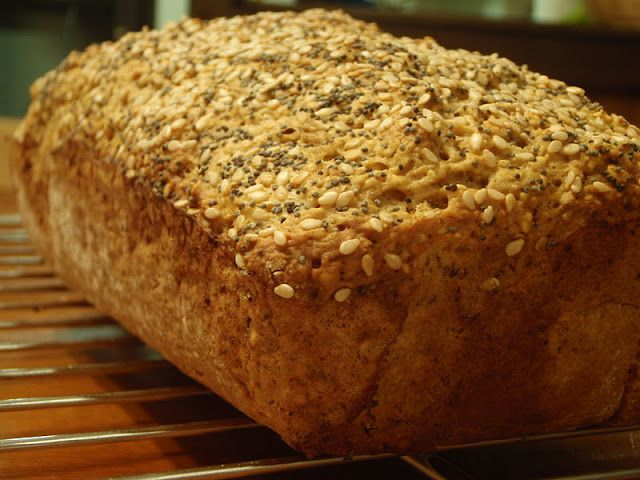 Oat Soda Bread!