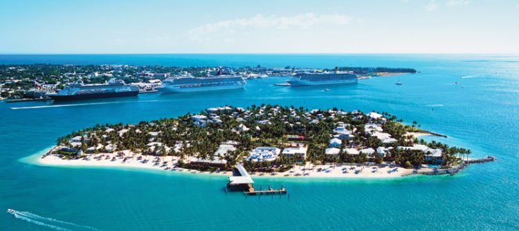 The Top 10 Key West Hotels Sunset Views Oceanfront Cottage Florida Vacation