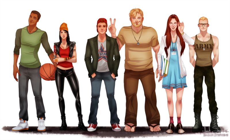 Spinelli Mobili ~ All grown up: recess vince lasalle ashley spinelli t.j.