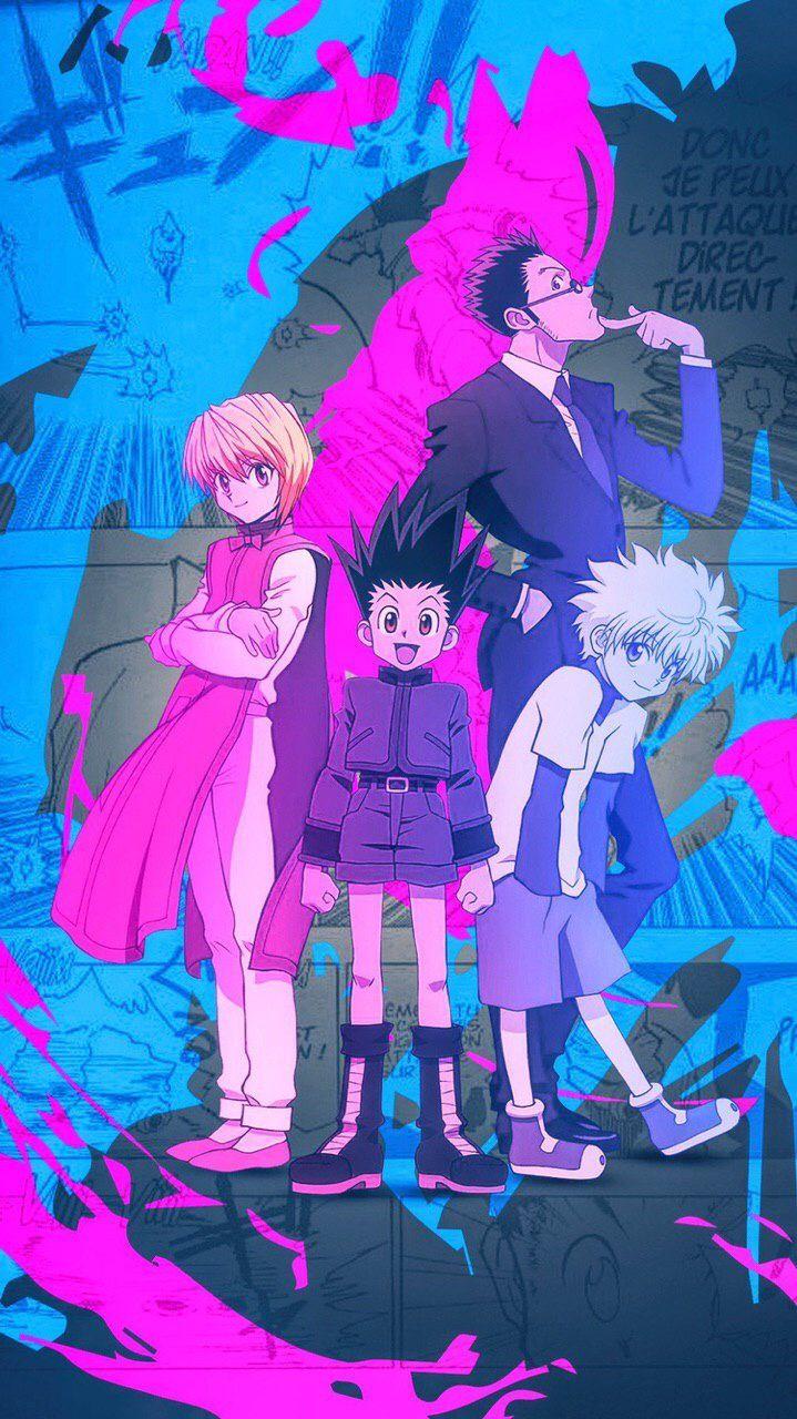 Image by Kawaiipanda on Hunter x hunter Hunter anime