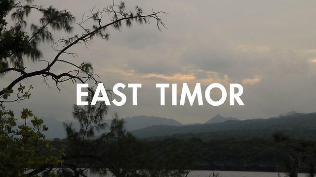 East Timor First Perception by aidnature.org. Legendado em Português.