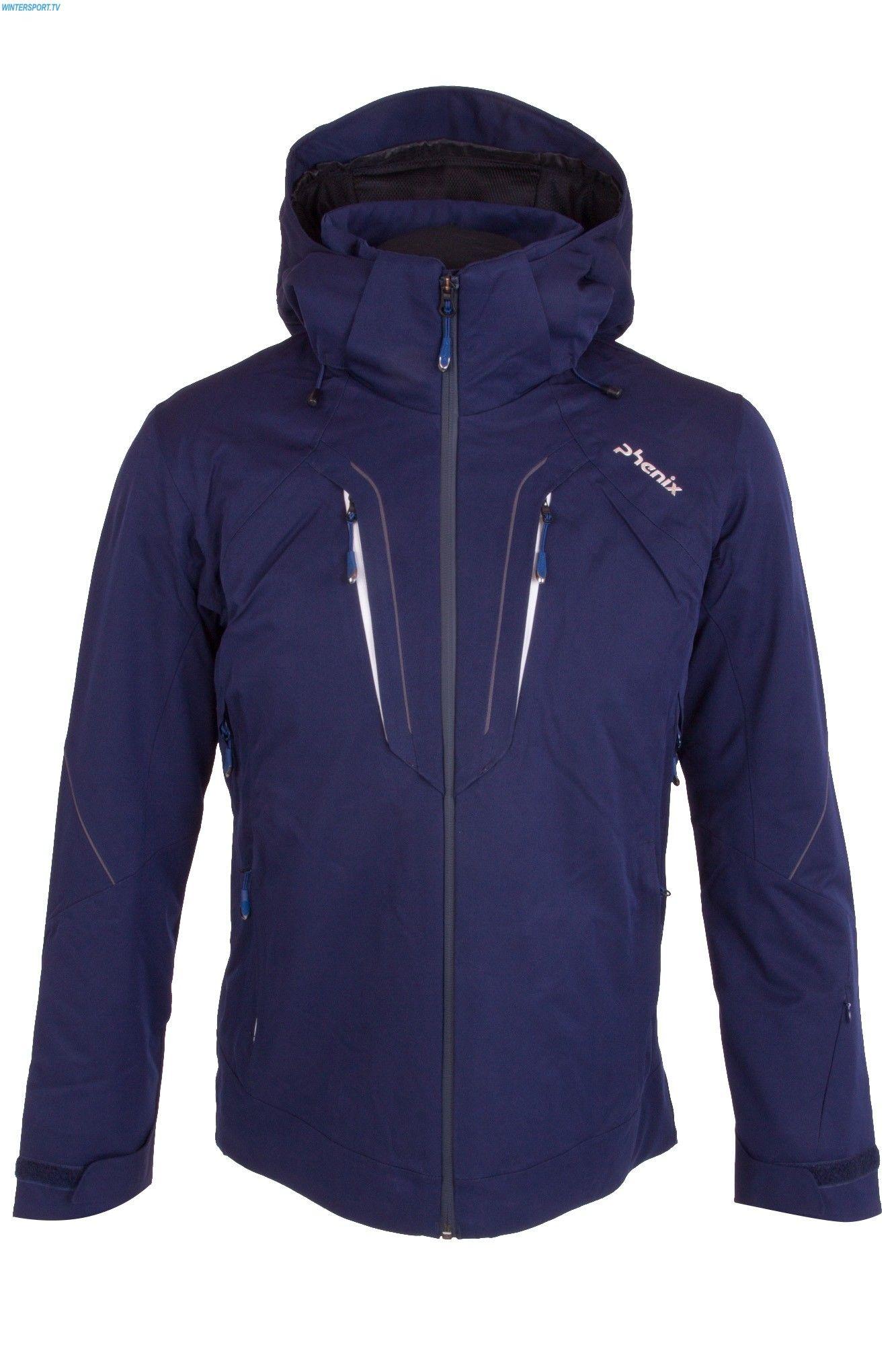 new styles 26023 de1c5 Phenix Men Twin Peaks Jacket - Navy   Phenix Ski Wear