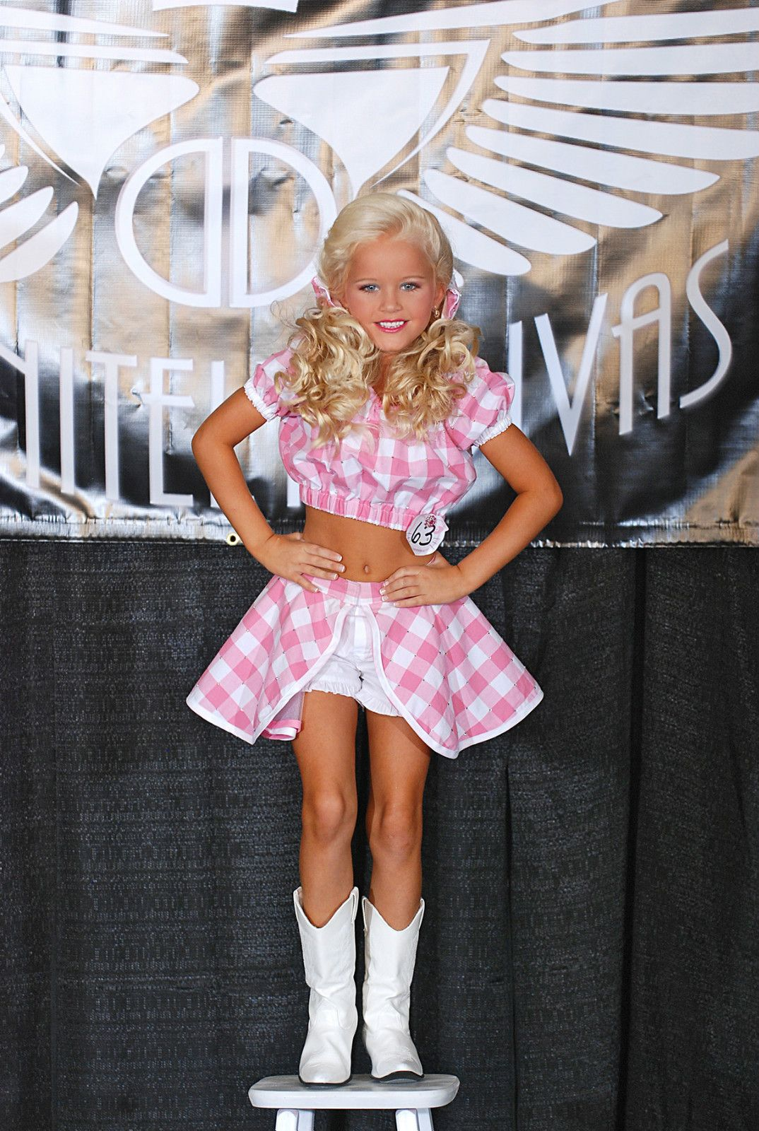 Super Cute Custom National Pageant Ooak Ooc Outfit Of