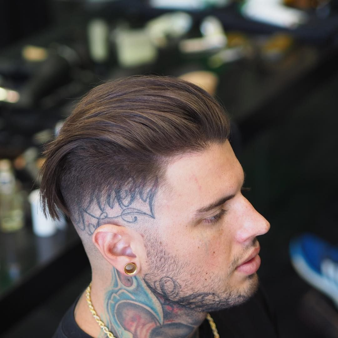 Mens faded haircut mens fade haircuts  menus hairstyles  pinterest  mens fade
