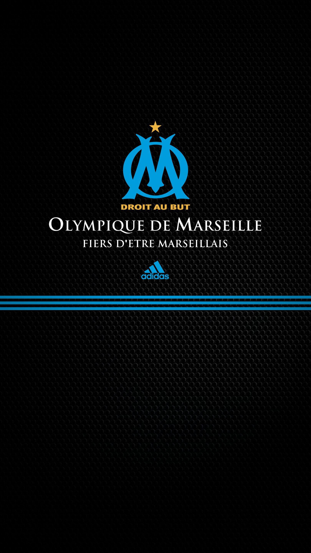 Olympique De Marseille Smartphone Wallpaper 06 Picoolio Free Olympique De Marseille Marseille Olympique