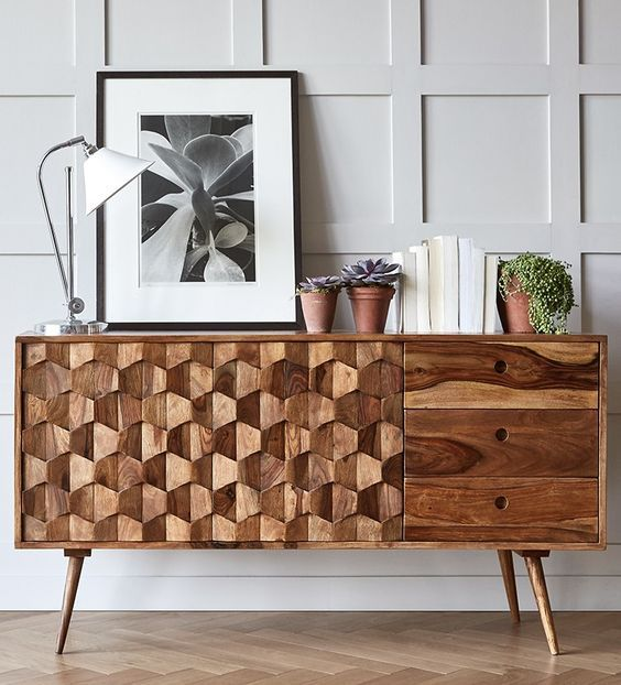 100 Modern Buffets and Cabinets for Your Home Deco
