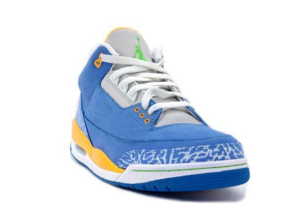 315297 471 Air Jordan Retro 3 DTRT Brisk Blue Pro Gold Radiant Green cheap  Jordan If you want to look 315297 471 Air Jordan Retro 3 DTRT Brisk Blue  Pro Gold ...