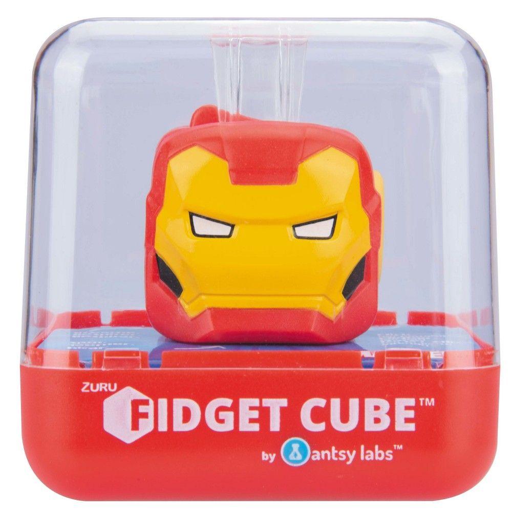 Fidget Cube Zuru - Marvel Cube - Iron Man in 2019 | Products