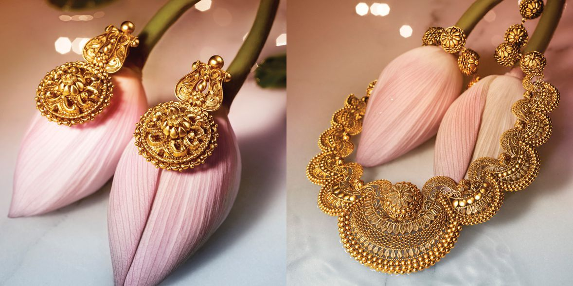 Tanishq Jewellery Collection - Divyam(2) | Indian Jewelry ...