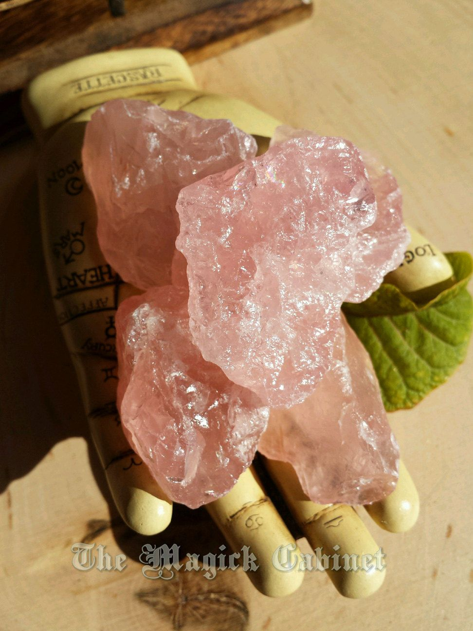 Is quartz considered a natural stone - Rose Quartz Stones Crystals Natural Stone Raw By Themagickcabinet