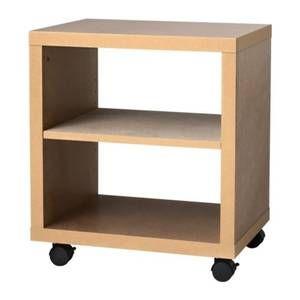 IKEA Bedside Table W/out Castors