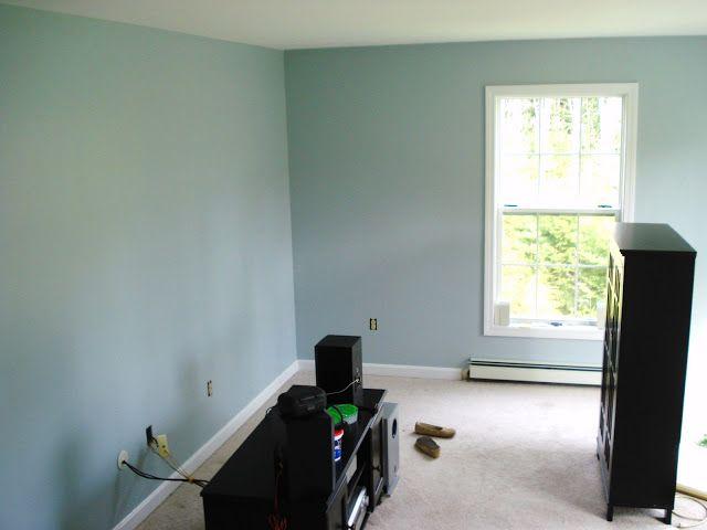Behr Misty Morn Paint Colors Living Room Designs