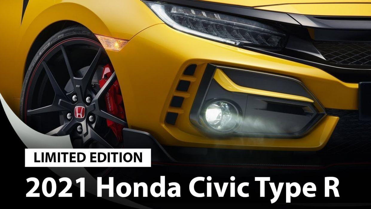 Honda Civic 2021 Youtube Model Di 2020 Mobil Teknologi
