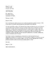 How to Write a Breach of Contract Letter (with Sample Letters ...