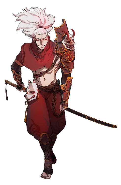 GSH△: Blood Moon Yasuo, Master Yi | league of legends in 2019