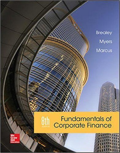 fundamentals of corporate finance 8th edition pdf free download