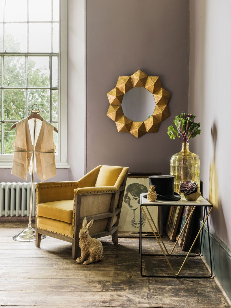 modern mirrors to match your sideboard  living room