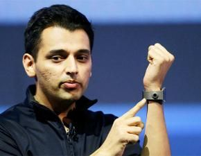 pranav mistry indian behind samsung smartwatch okkkk pinterest