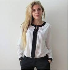 Resultado de imagen para blusas casuales de moda 2015