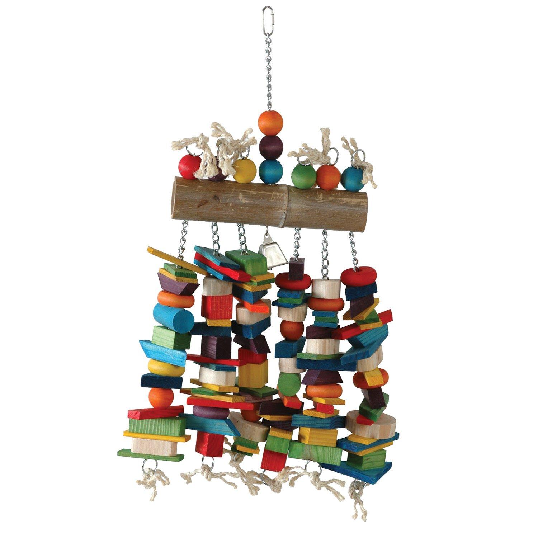 Bird Toy Corky Pine Chip-Up