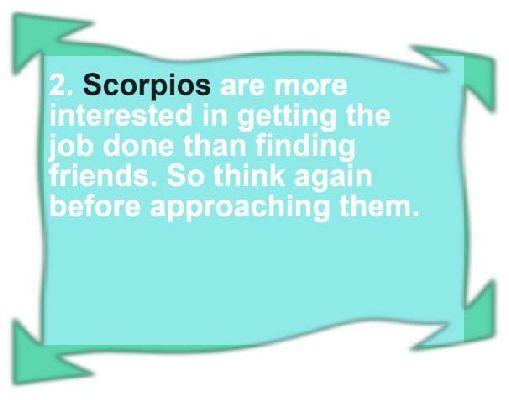 Tomorrow's Scorpio Horoscope   Scorpio Daily Horoscopes