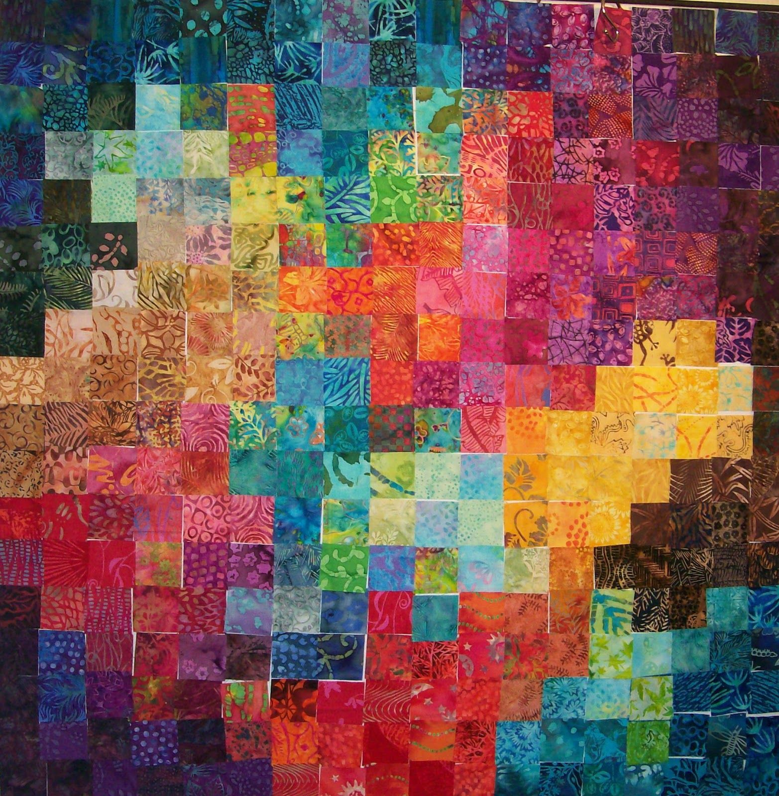 colorwash quilts patterns - Google Search | Patterns | Pinterest ... : color wash quilts - Adamdwight.com