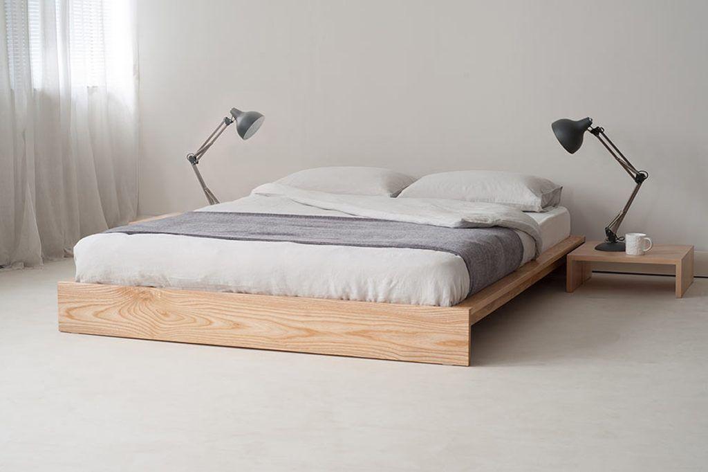 Japanese Futon Bed Frame Sengeramme Sovevaerelse Ikea